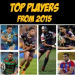 Top Players from 2015