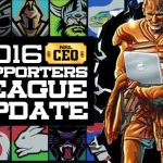 2016 NRLCEO Supporters League Update